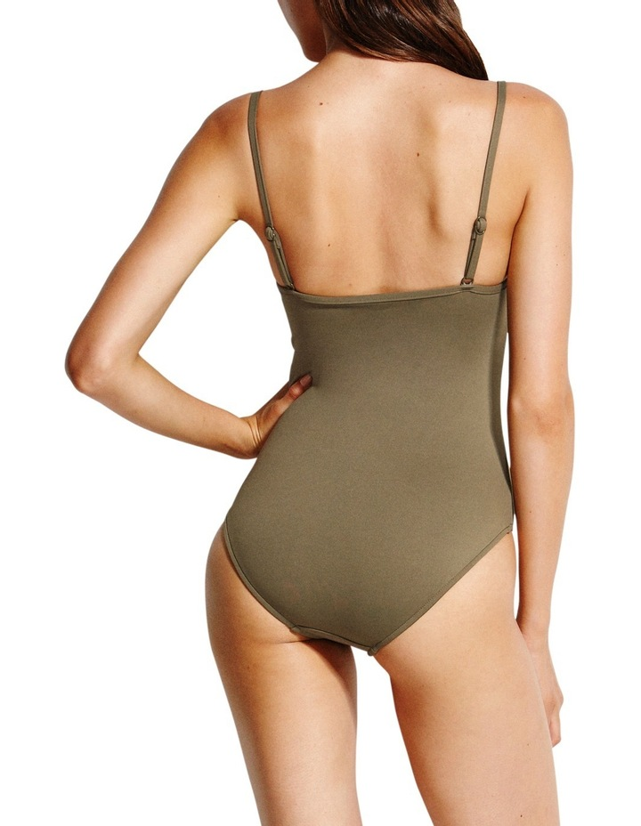 Quilted Maillot image 2