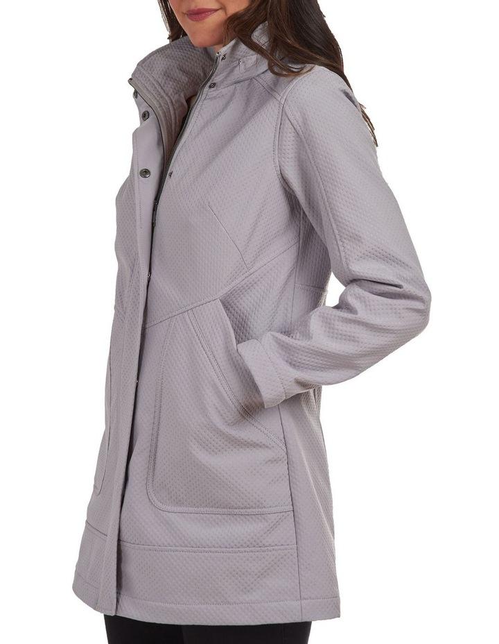 Textured Soft Shell Jacket image 3