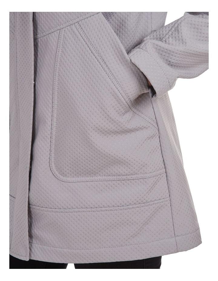 Textured Soft Shell Jacket image 4
