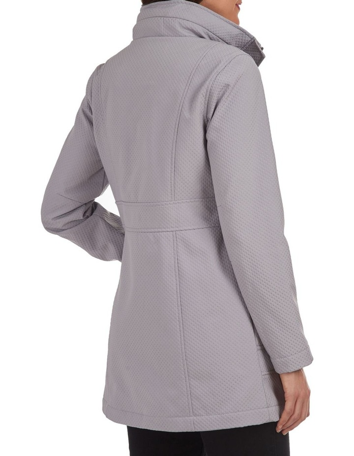 Textured Soft Shell Jacket image 5