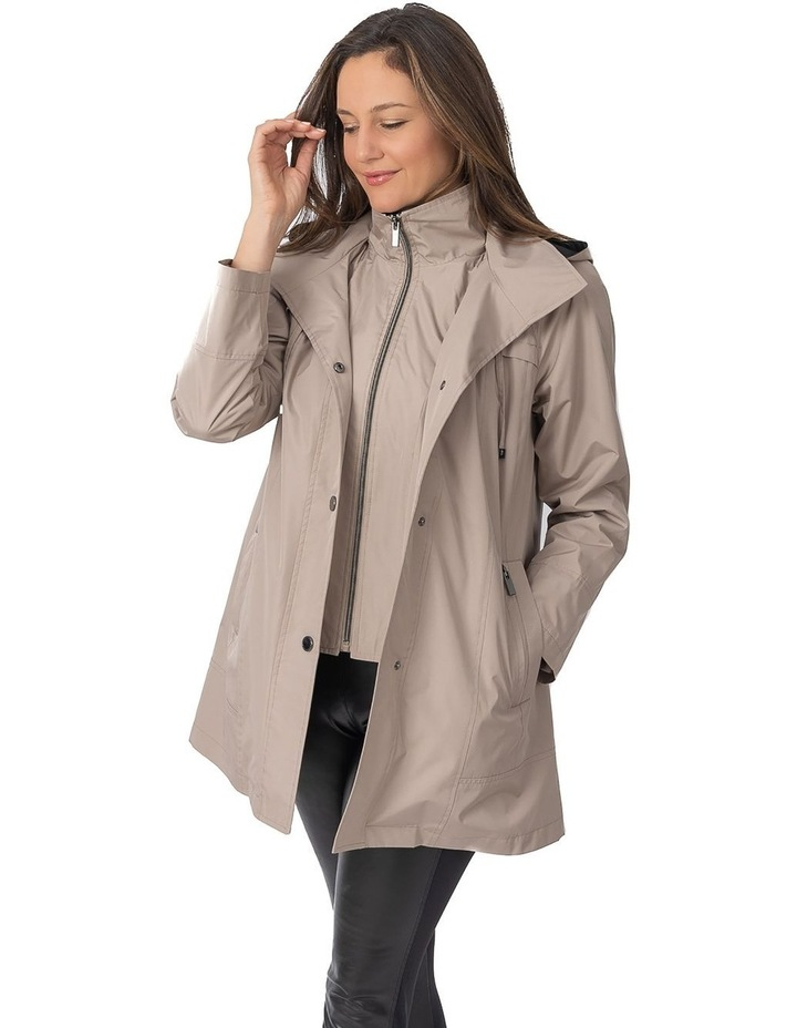 Ultra Tech Button Out Jacket image 1