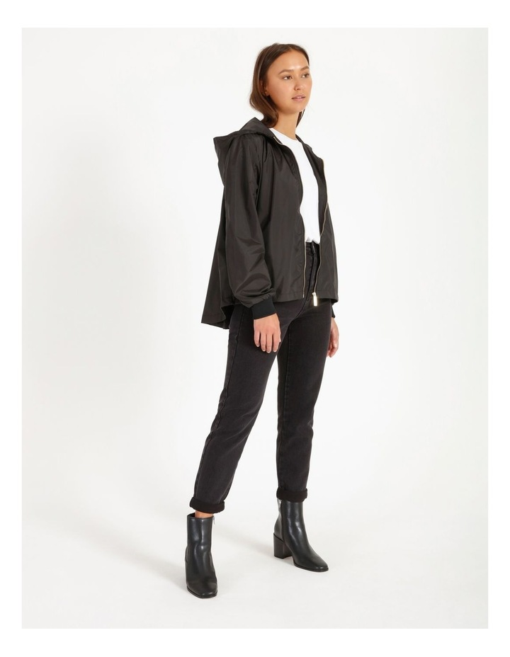 Crop Packable Raincoat image 2
