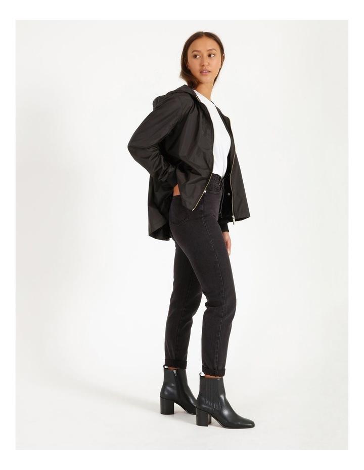 Crop Packable Raincoat image 3