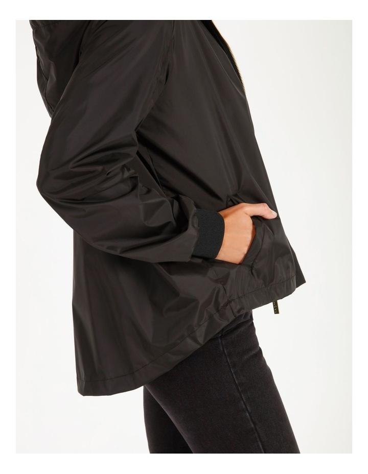 Crop Packable Raincoat image 4