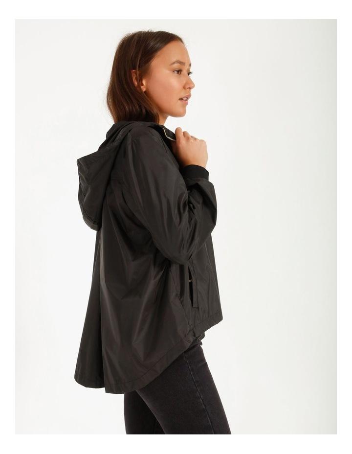 Crop Packable Raincoat image 5