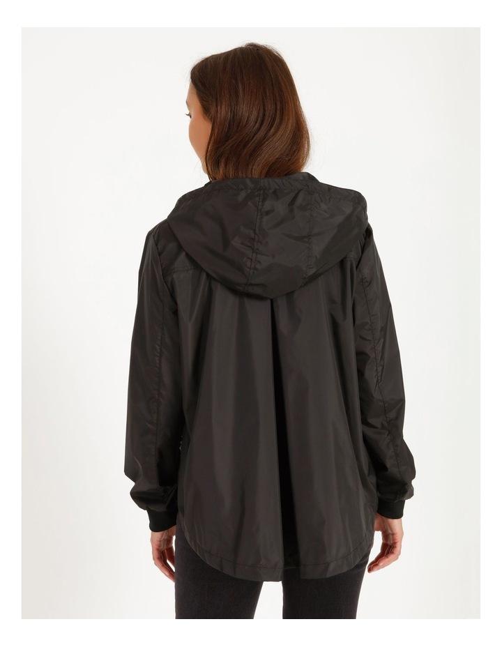 Crop Packable Raincoat image 6