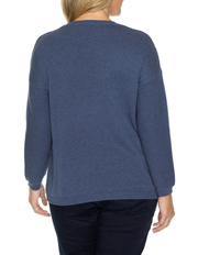 Yarra Trail Woman - Patch Pocket Jumper