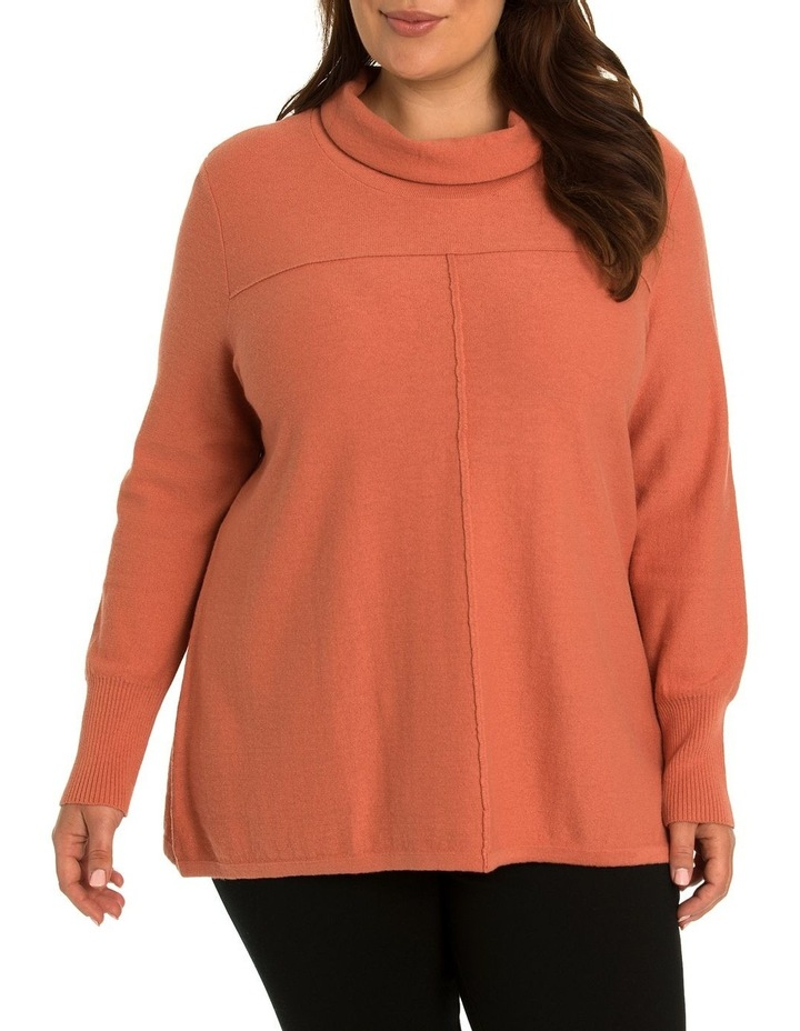 Essential Roll Neck Knit image 1