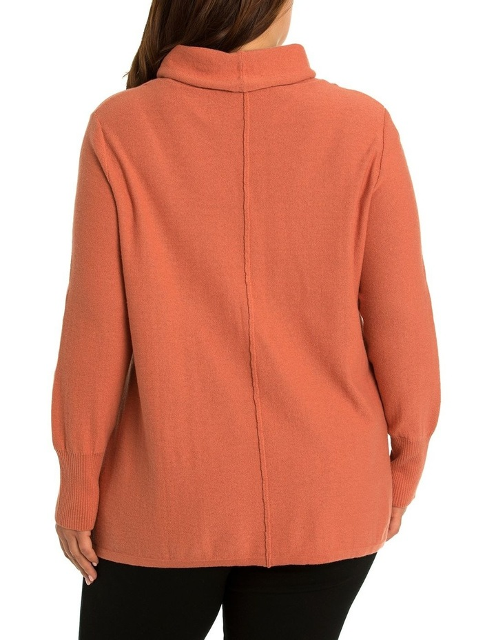 Essential Roll Neck Knit image 2