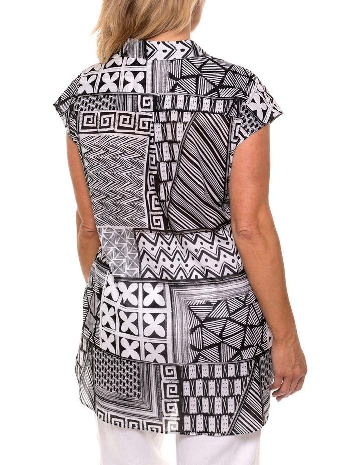 Montage Print Shirt image 2