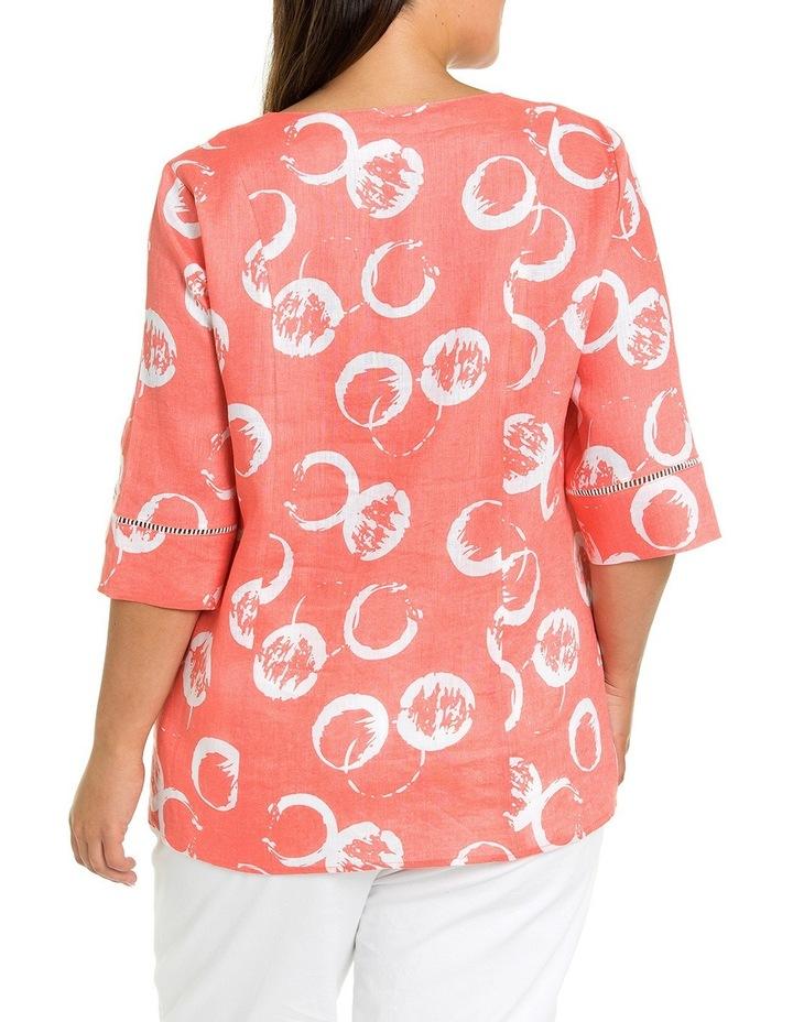 Rings Print Shirt image 2