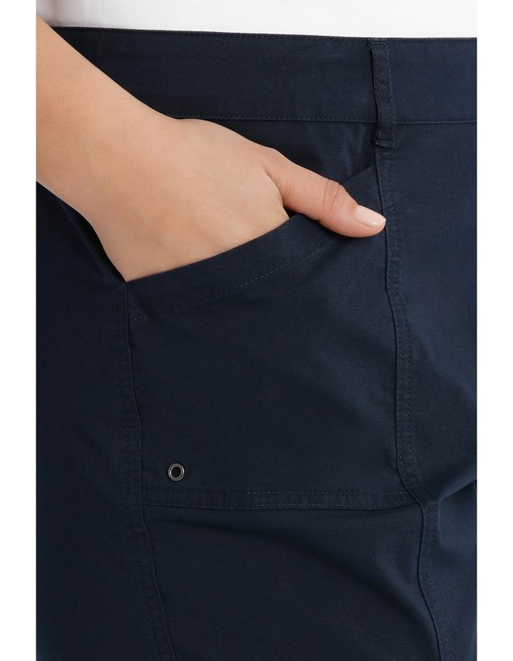 Cropped Utility Pant image 4