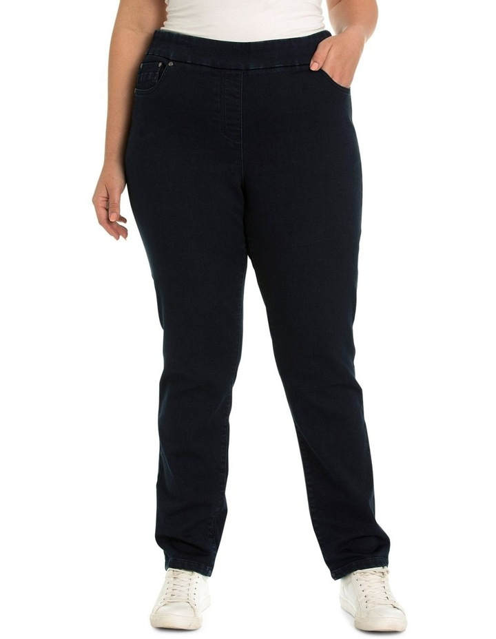 Pull On Jegging image 1