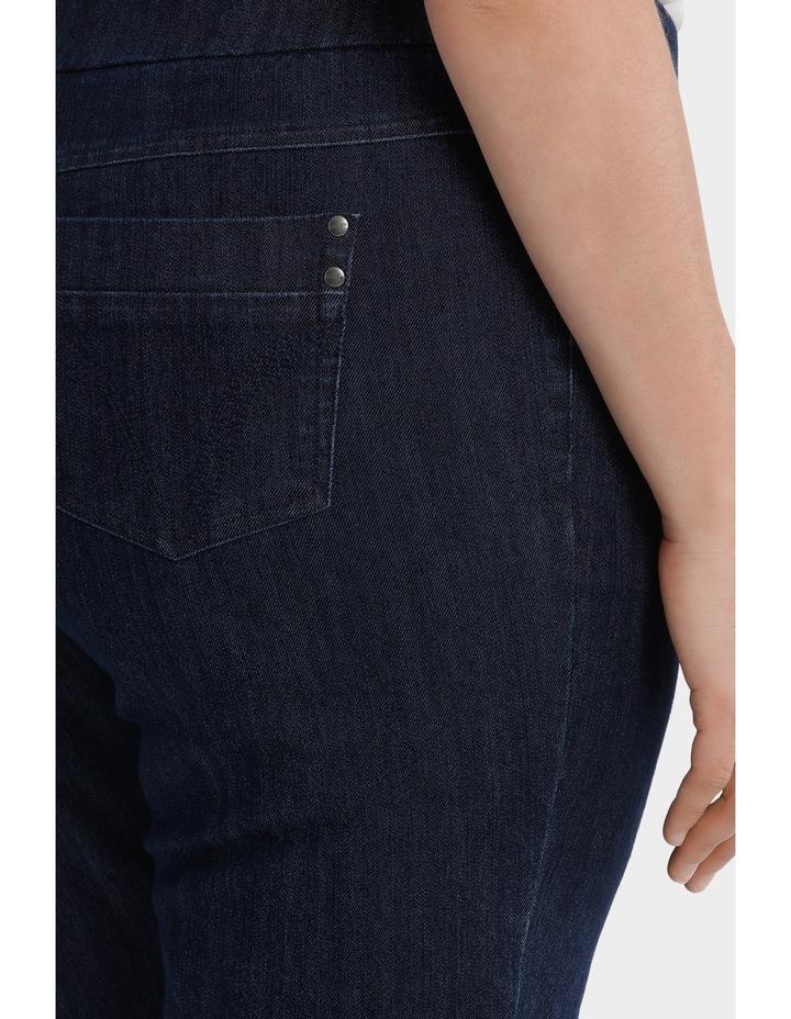 3/4 Pull On Jean image 4