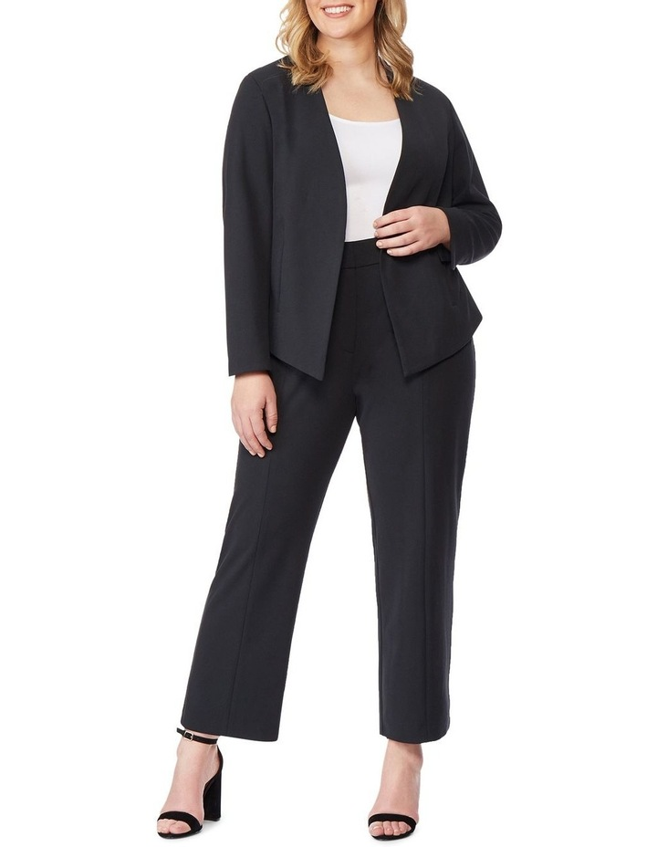 Open Fitted Blazer image 4