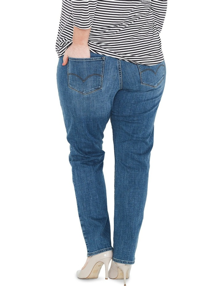 Plus 314 Shaping Straight Jeans Jeans Indigo Anomaly image 2