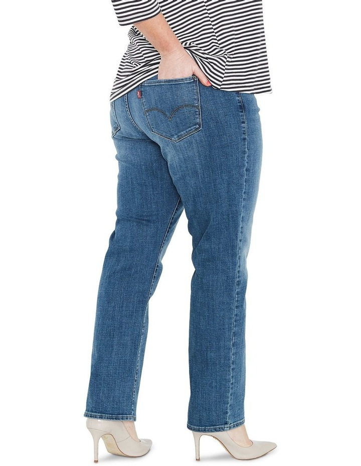 Plus 314 Shaping Straight Jeans Jeans Indigo Anomaly image 3