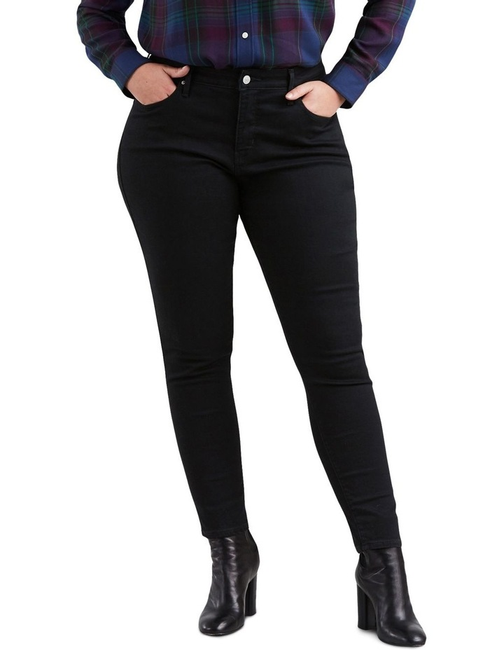310 Plus Shaping Super Skinny Jeans image 1
