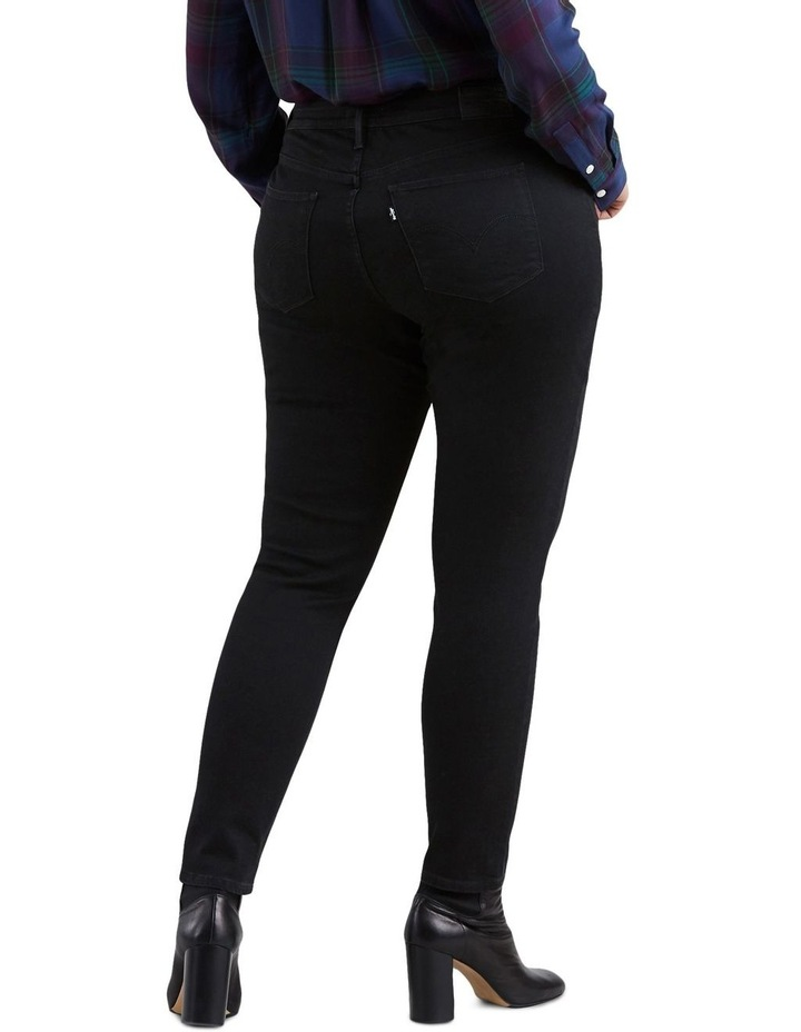 310 Plus Shaping Super Skinny Jeans image 3