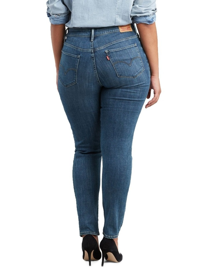 311 Plus Shaping Skinny Jeans image 3