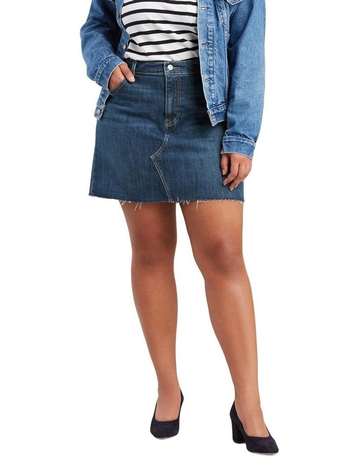 Plus Deconstructed Skirt image 1