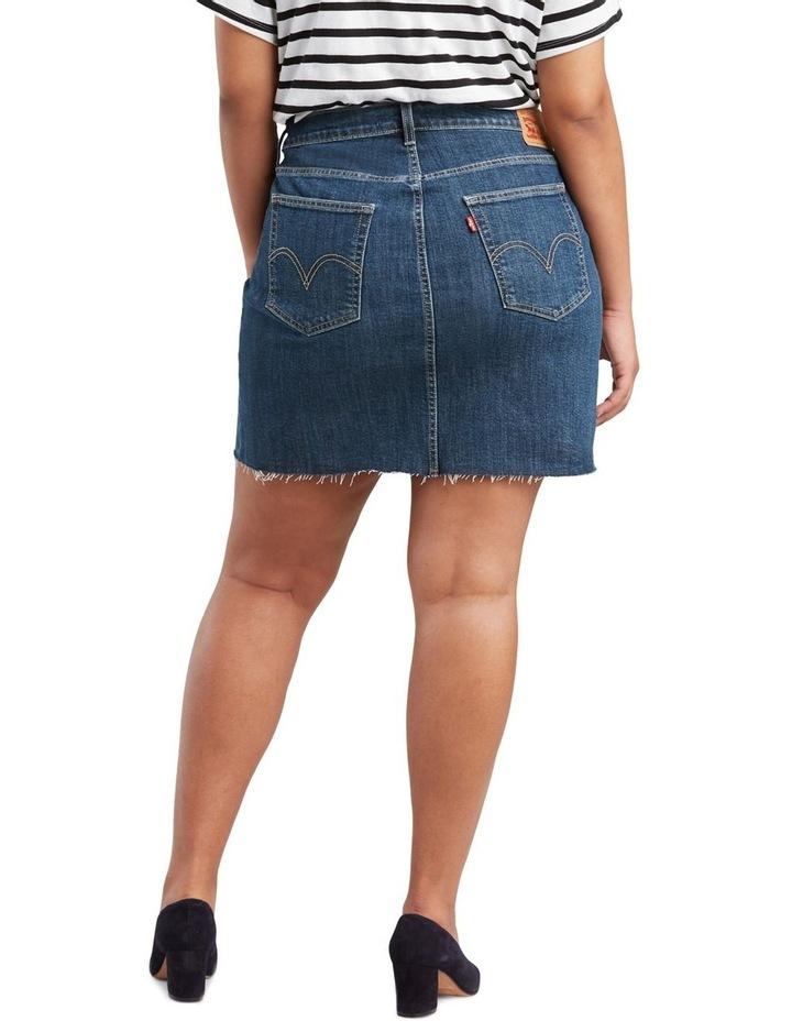 Plus Deconstructed Skirt image 2