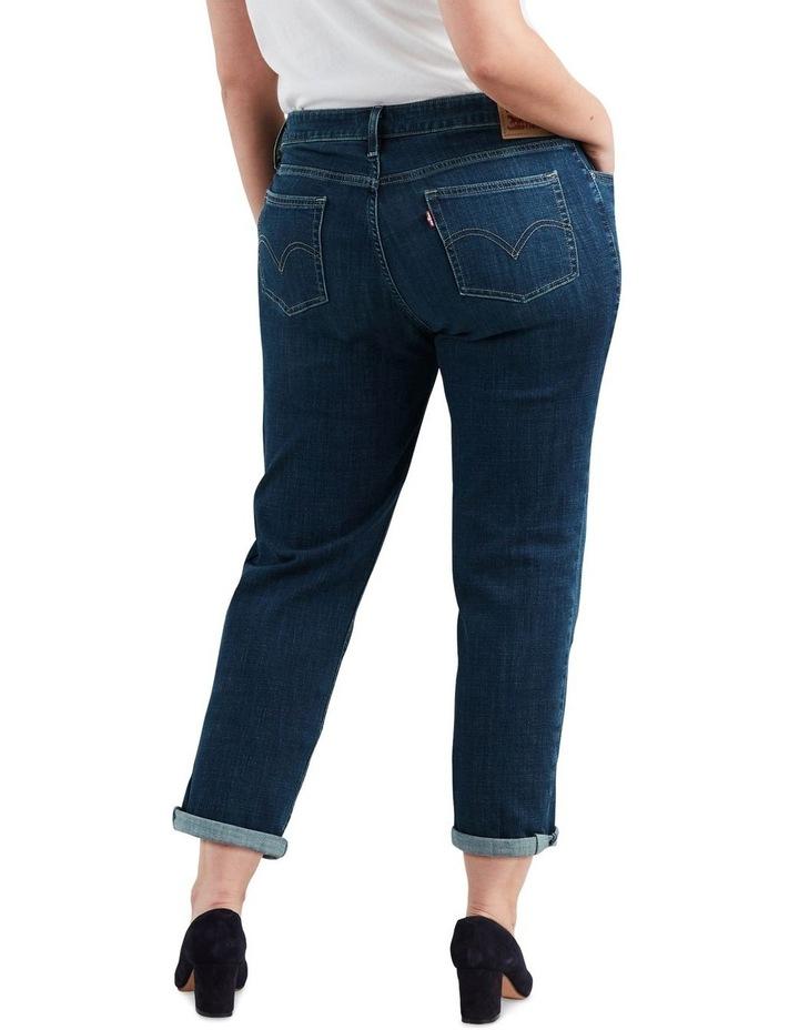 Plus Boyfriend Jeans image 2
