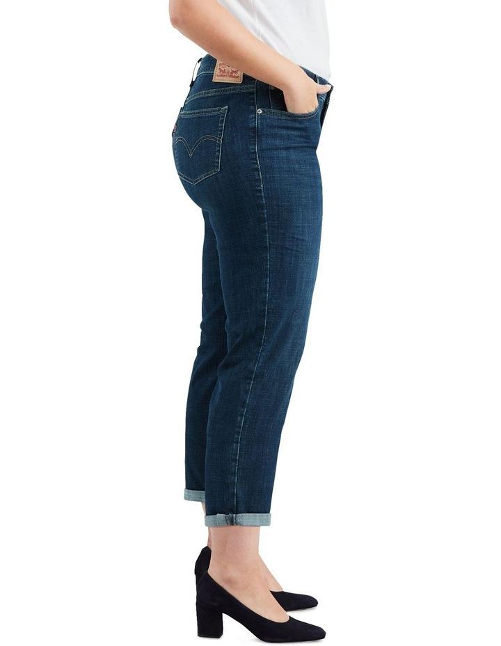 Plus Boyfriend Jeans image 3