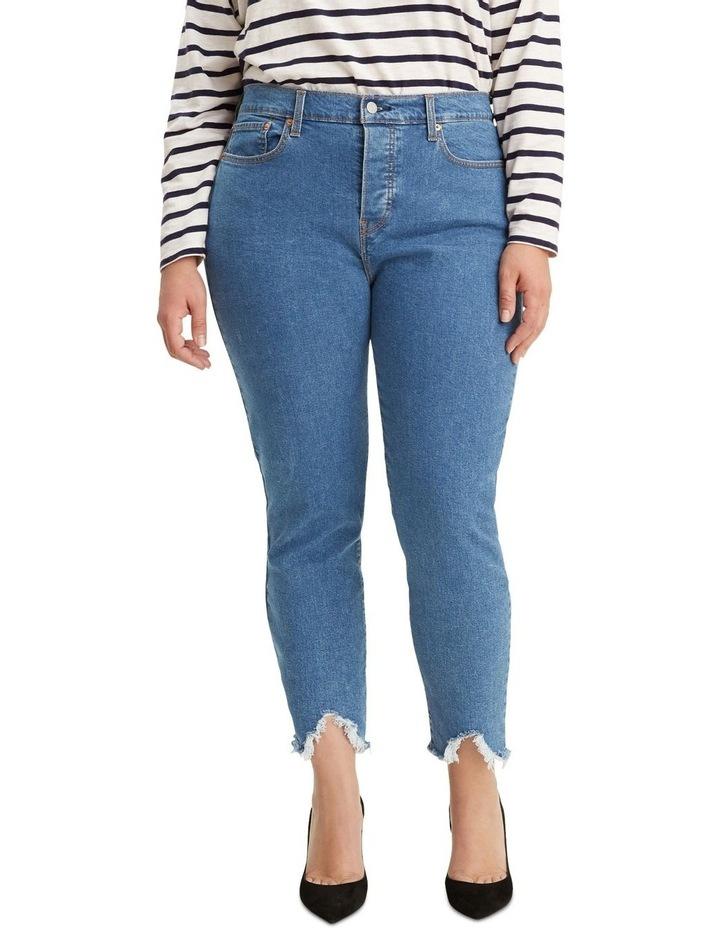 Plus Wedgie Fit Jeans image 1
