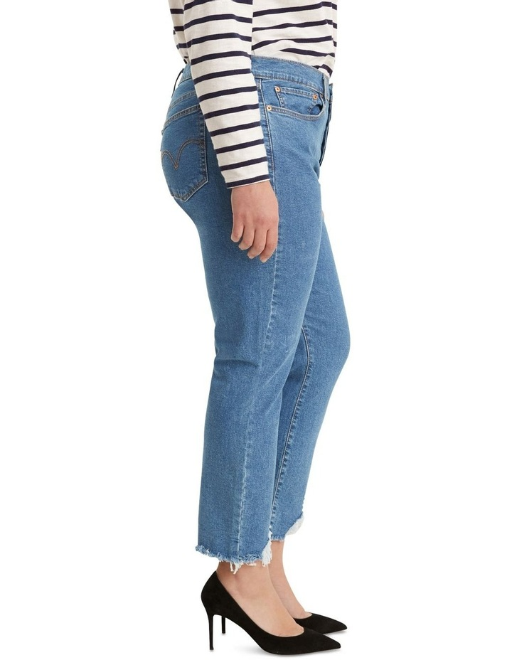 Plus Wedgie Fit Jeans image 2