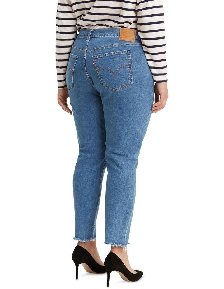 Plus Wedgie Fit Jeans image 3