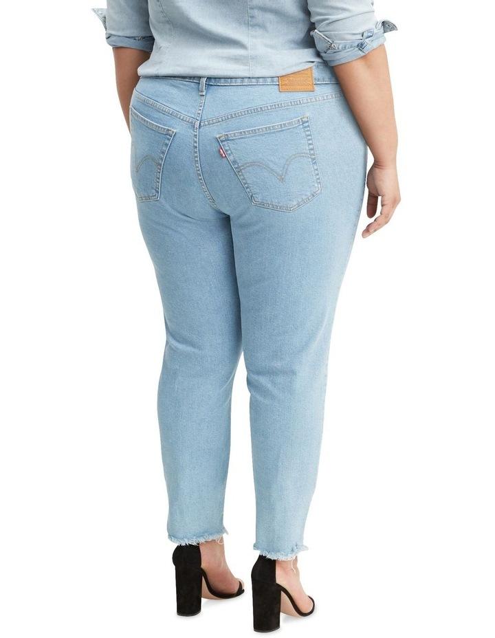 Plus Wedgie Skinny Jeans image 2