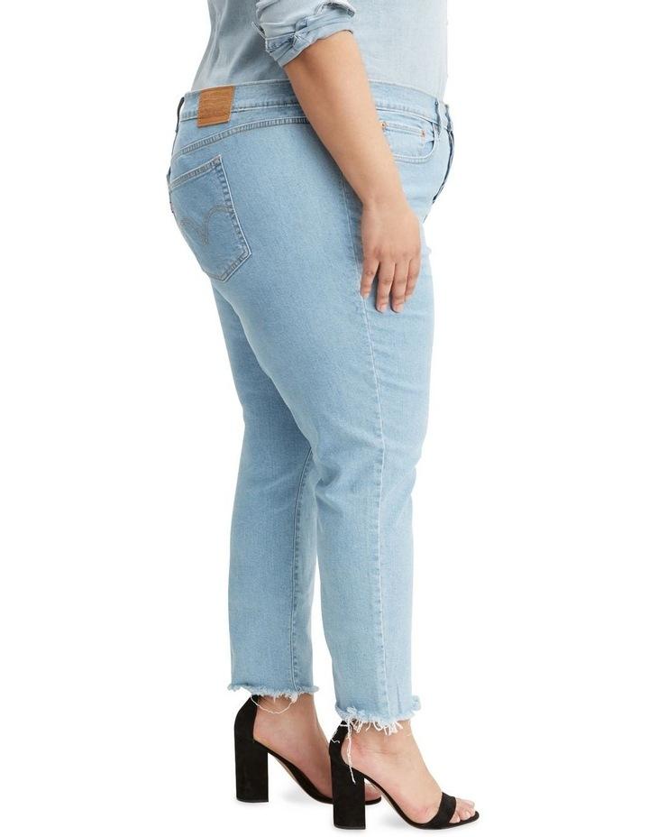 Plus Wedgie Skinny Jeans image 3