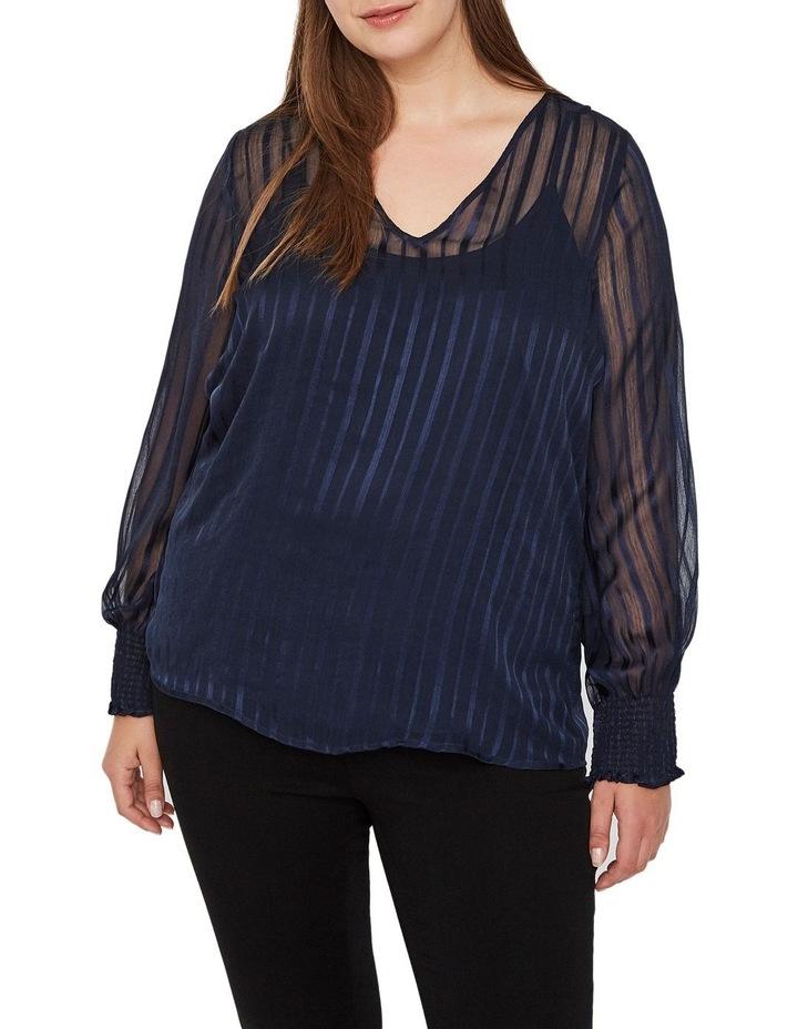 Diana Long Sleeve Blouse image 1