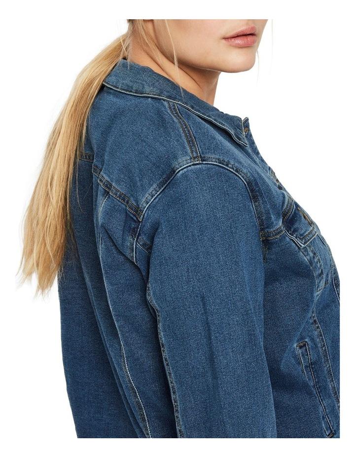 Hot Soya Denim Jacket image 4