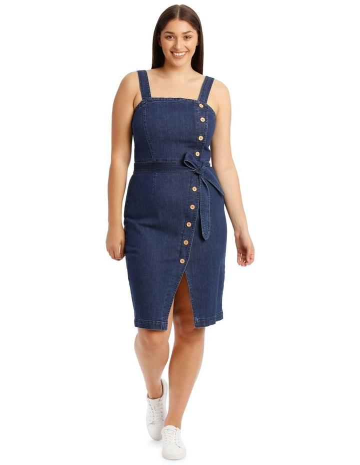 Julie Denim Dress image 1