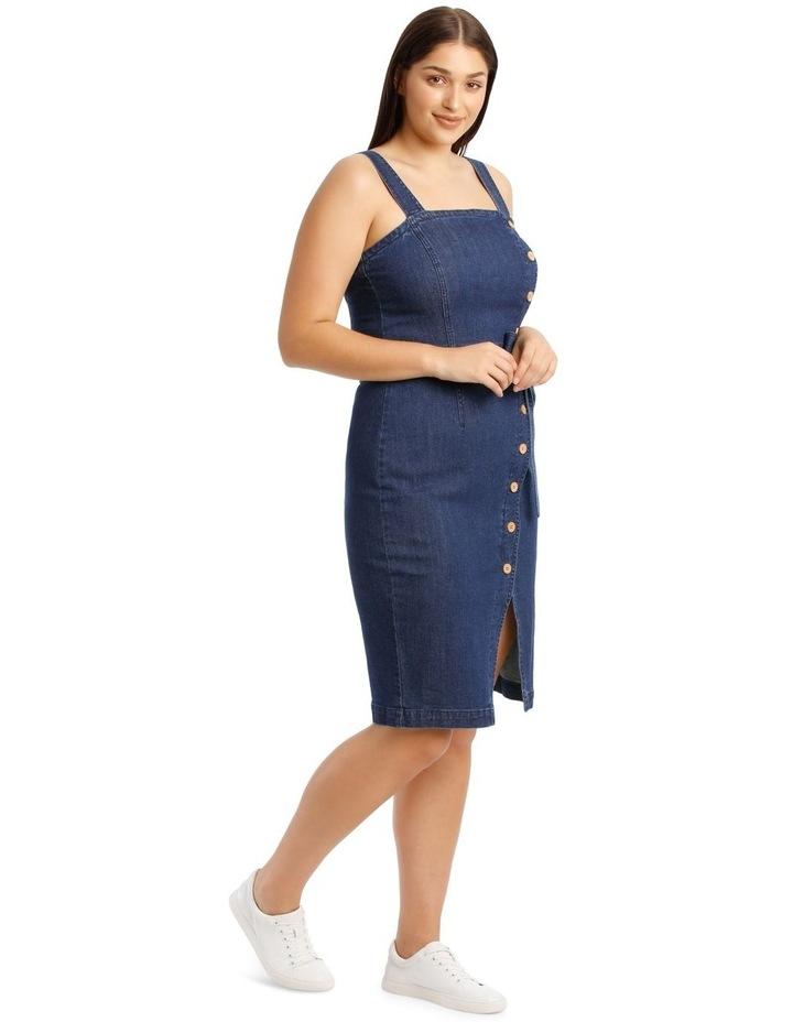Julie Denim Dress image 2