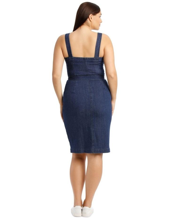 Julie Denim Dress image 3