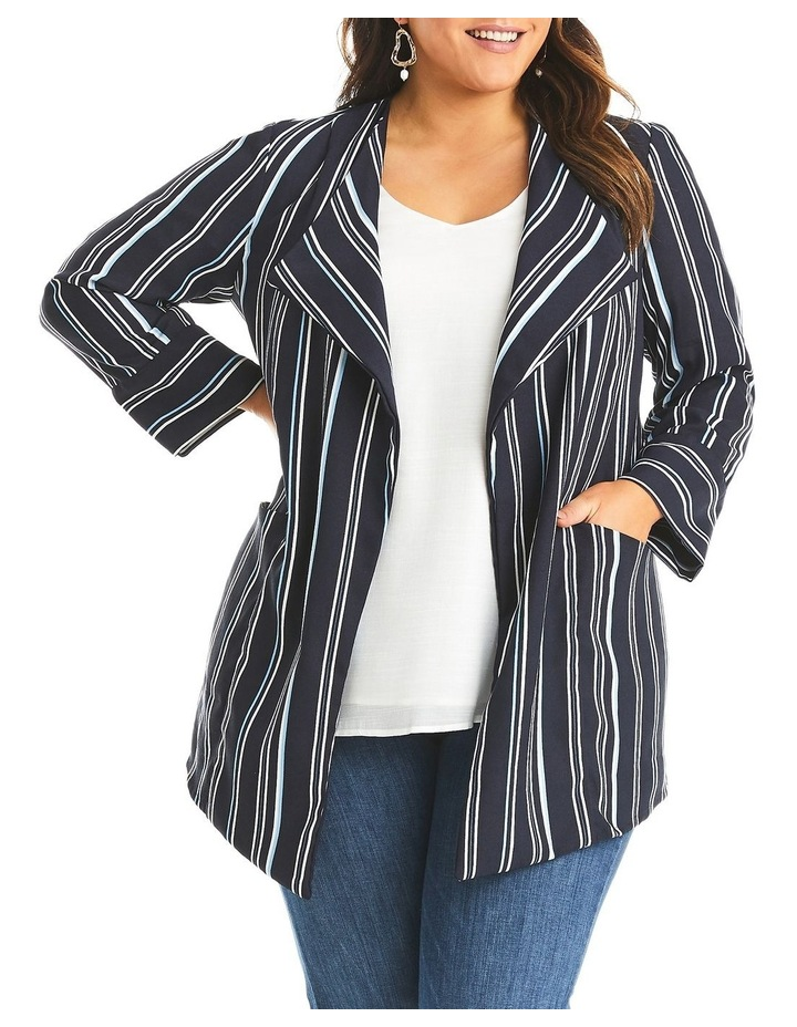 Sky Stripe Jacket image 1