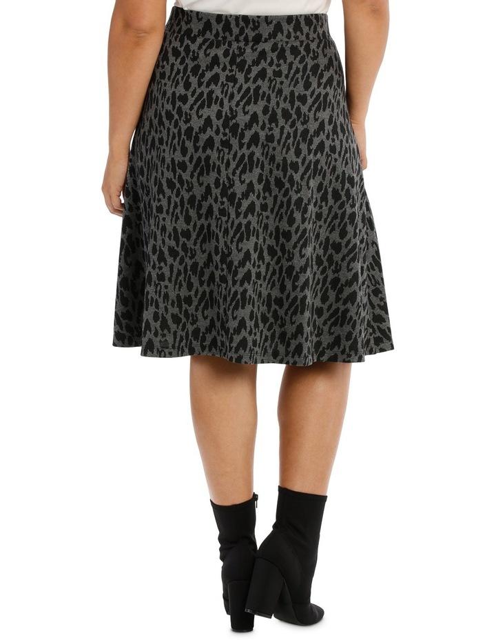 Leopard Skirt image 3