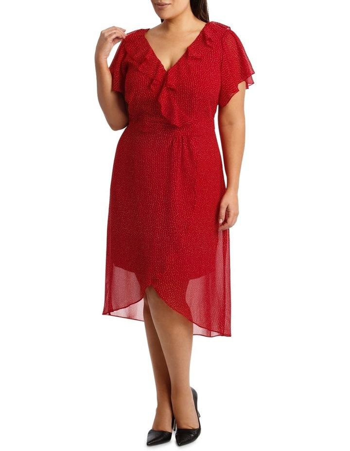 Micro Spot Dress image 1