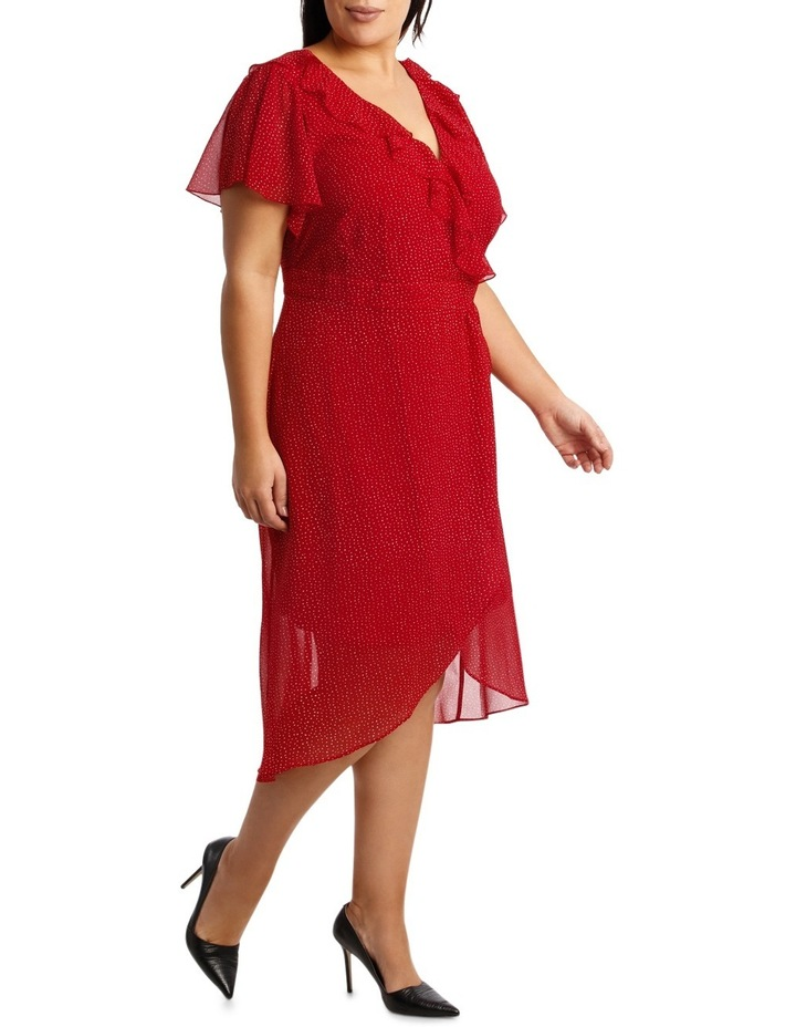 Micro Spot Dress image 2
