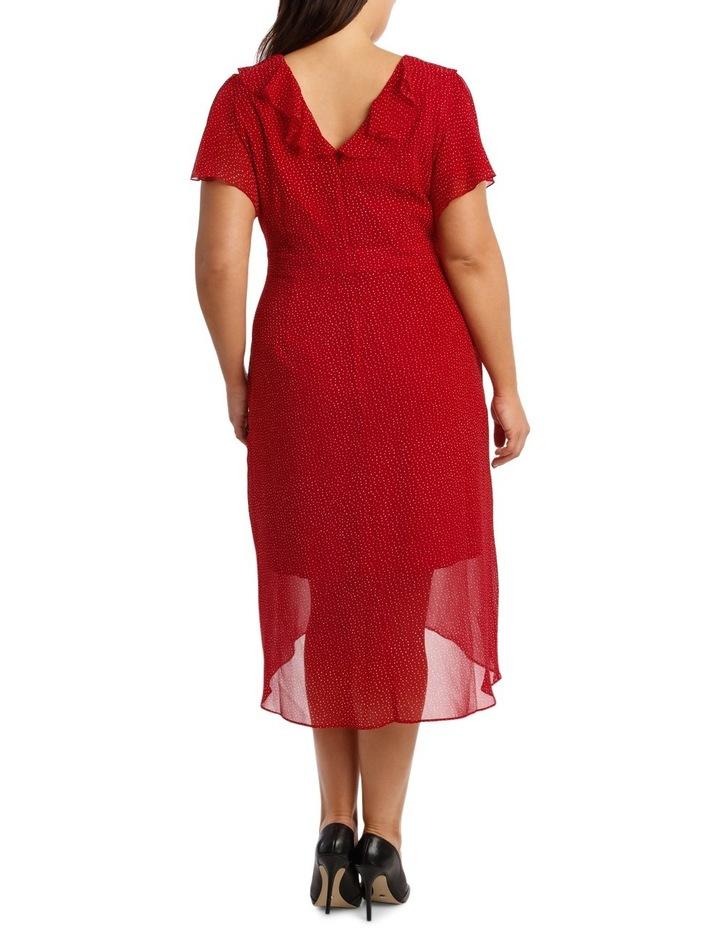 Micro Spot Dress image 3