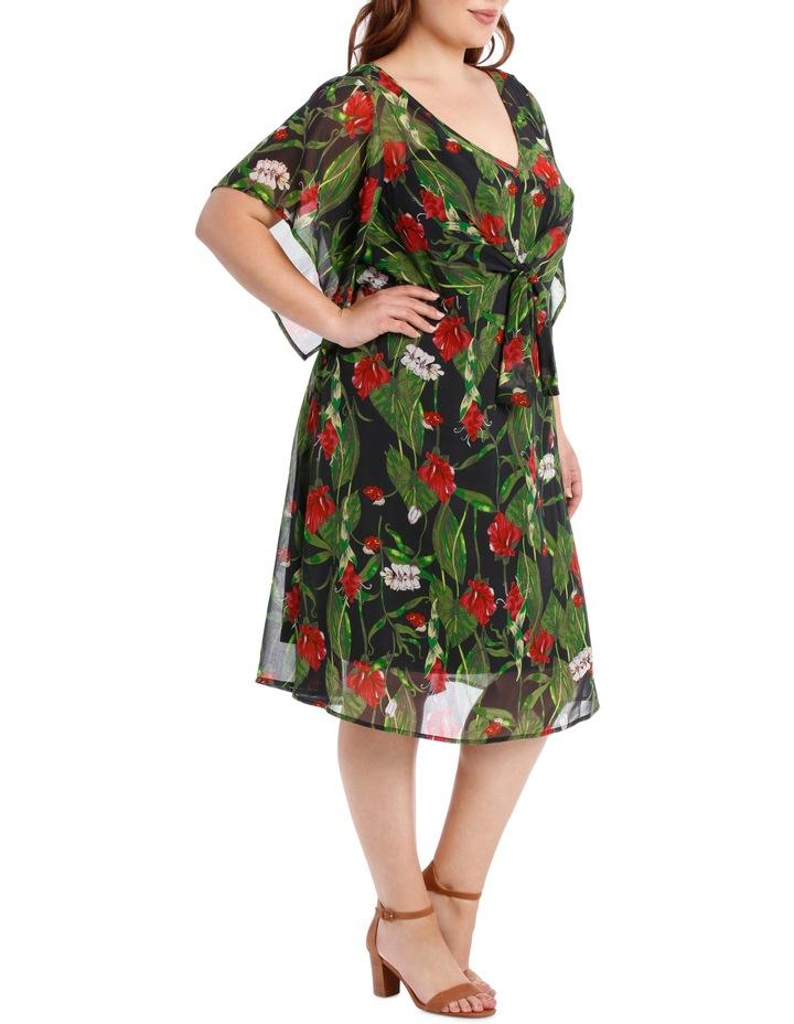 Tropical Getaway Dress image 2