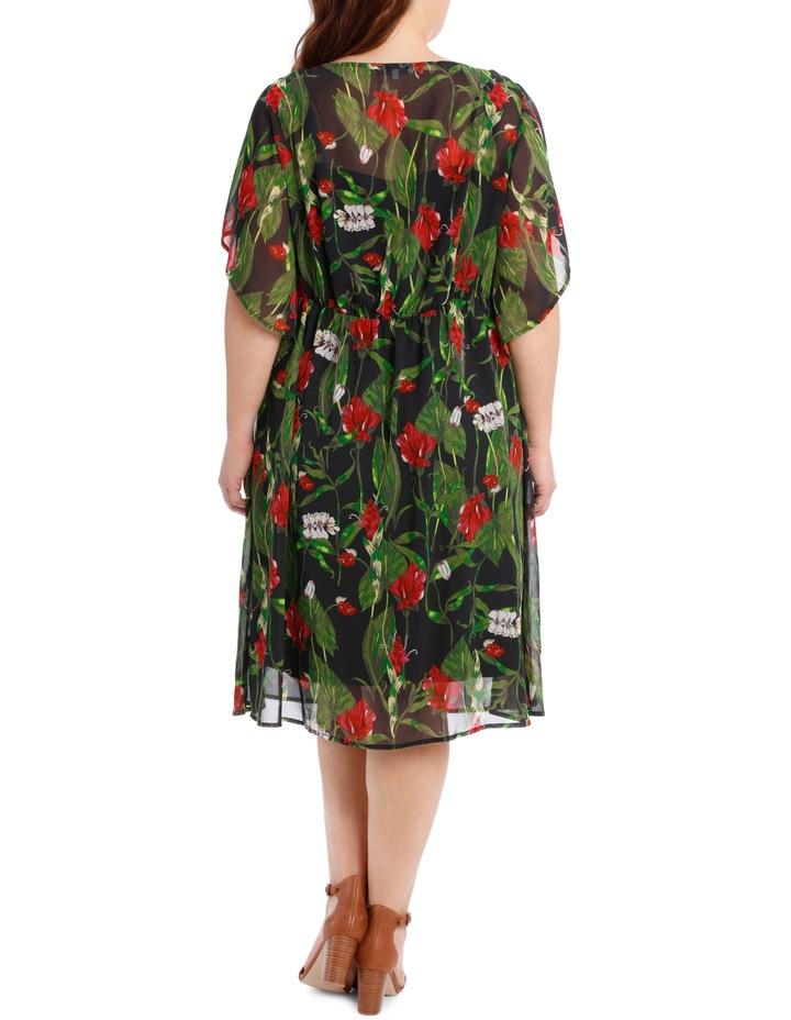 Tropical Getaway Dress image 3
