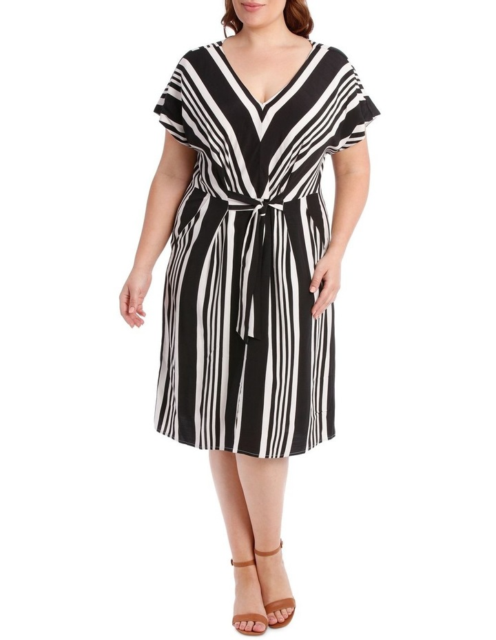 Infinity Stripe Dress image 1