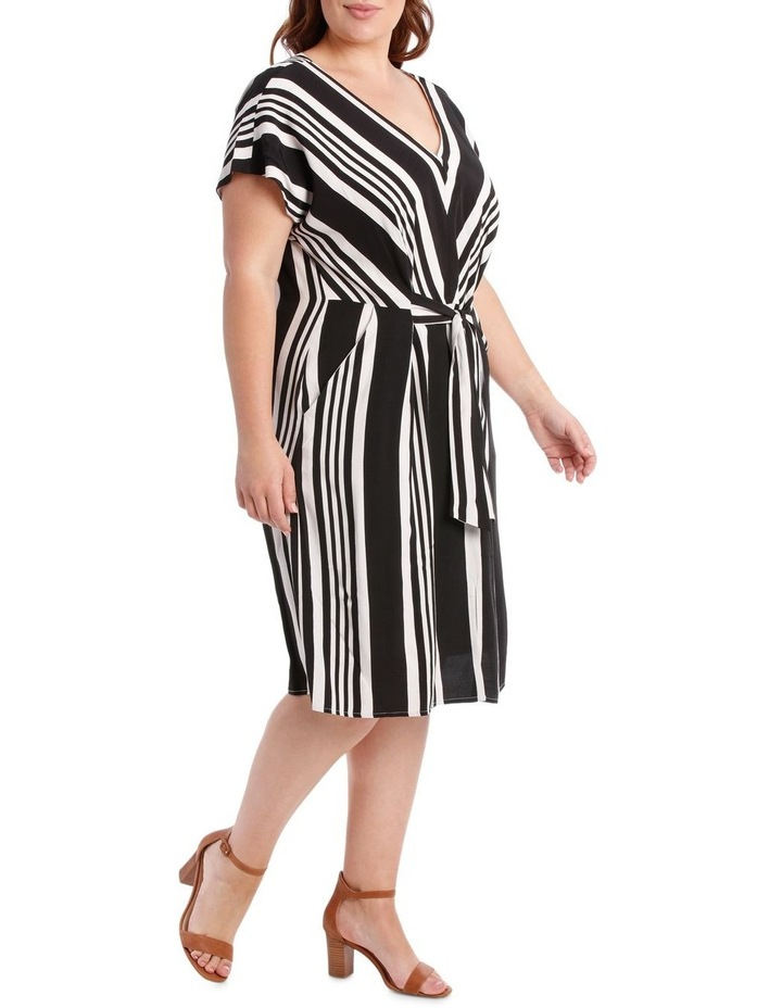 Infinity Stripe Dress image 2