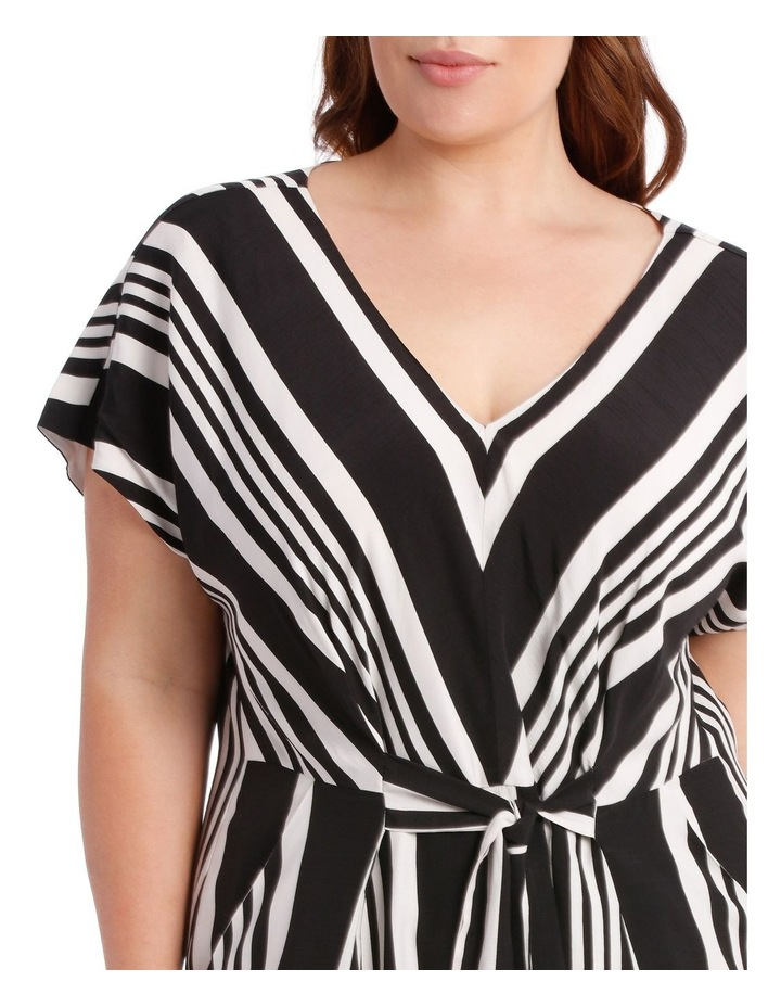 Infinity Stripe Dress image 4