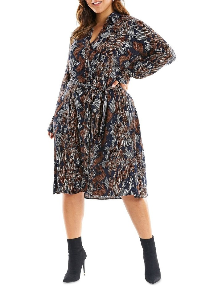 Natural Python Dress image 1