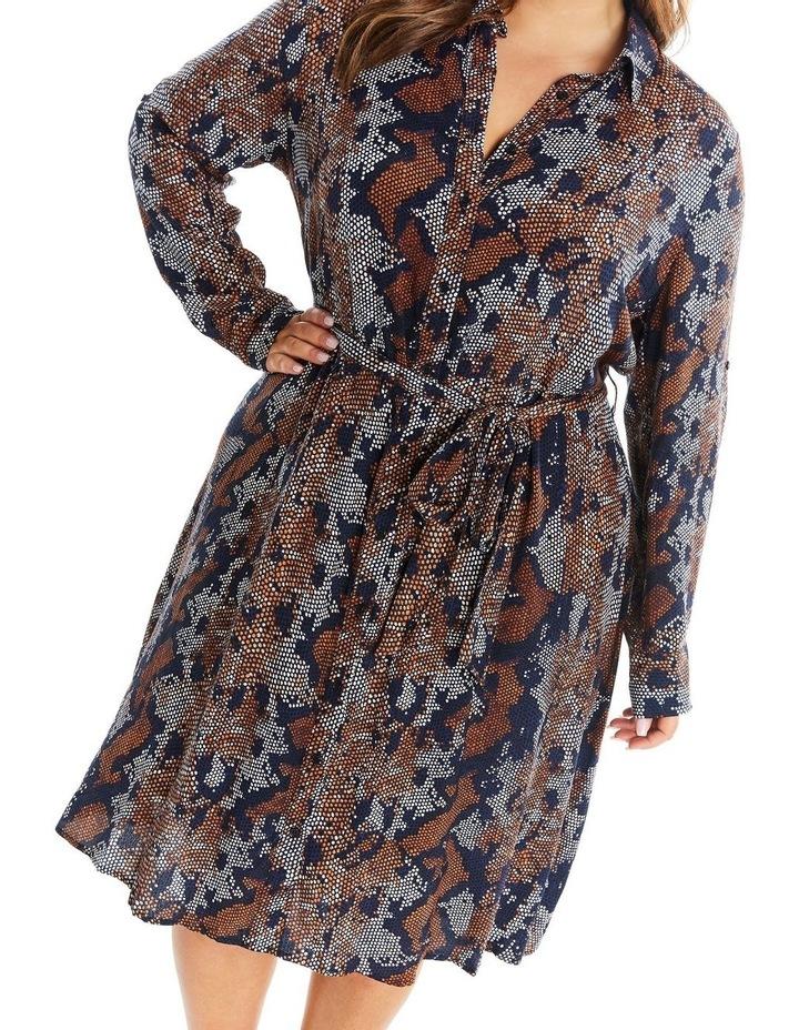 Natural Python Dress image 4